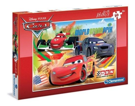 Clementoni 30 Maxi Cars (07426 CLEMENTONI)