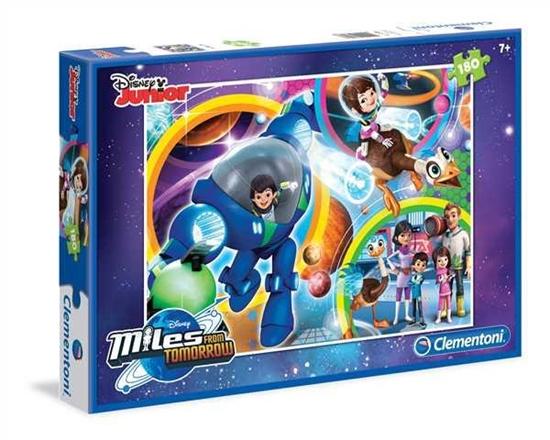PROMO Clementoni Puzzle 180 el. SL Miles from Tomorrowland 07328 (07328 CLEMENTONI)