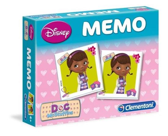 Clementoni Memo Klinika dla pluszaków 13446 (13446 CLEMENTONI)