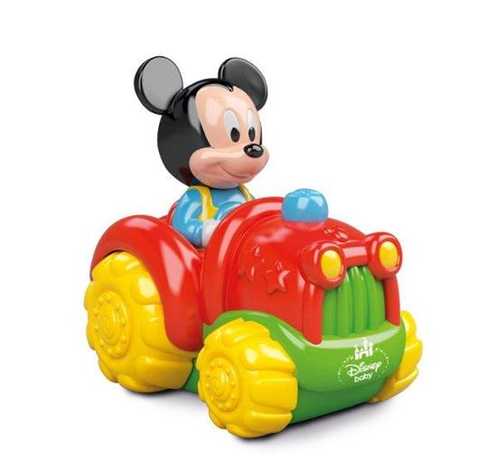 Clementoni Traktorek baby Mickey 14976 (14976 CLEMENTONI)