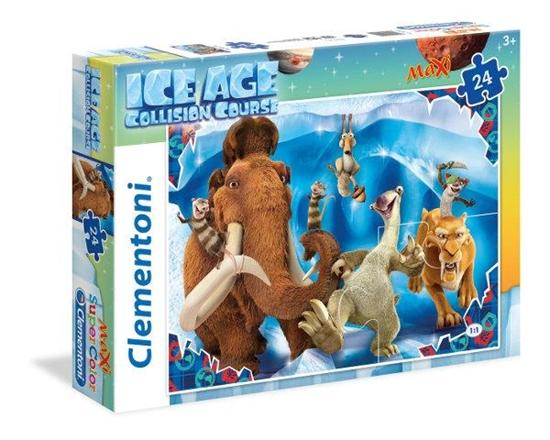 Clementoni Puzzle 24el Maxi Ice Age 5 24055 (24055 CLEMENTONI)