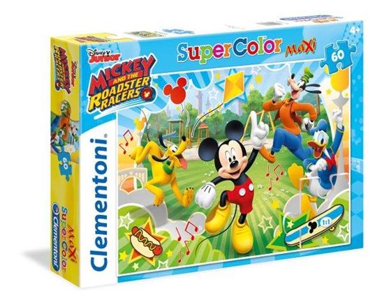 Clementoni Puzzle 60el Mickey 26433 (26433 CLEMENTONI)