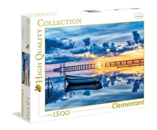 Clementoni Puzzle 1500el HQ Oresund 31677 (31677 CLEMENTONI)