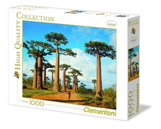 Clementoni Puzzle 1000el Madagascar 39272 (39272 CLEMENTONI)