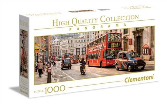 Clementoni Puzzle 1000el Panorama Londyn 39436 (39436 CLEMENTONI)