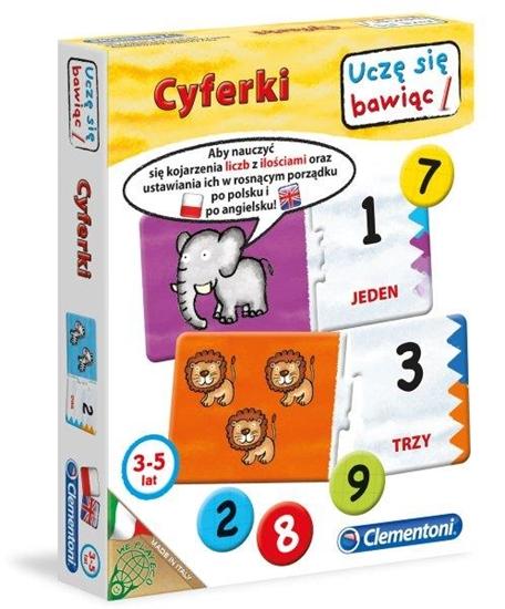 Clementoni Cyferki 60042 (60042 CLEMENTONI)