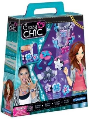 Clementoni Crazy chic Kwietna biżuteria 78135 (78135 CLEMENTONI)