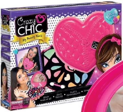 Clementoni Crazy chic Crazy kosmetyczka 78341 (78341 CLEMENTONI)