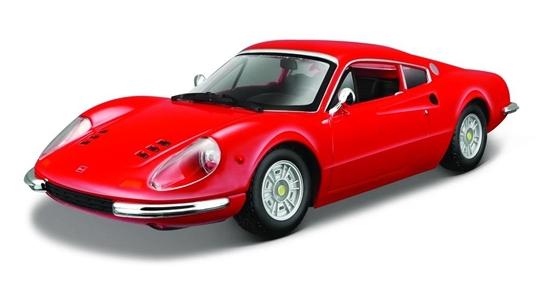 Ferrari Dino 246 GT 1:24 BBURAGO