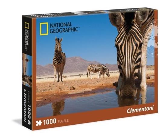 Clementoni Puzzle 1000el National Geographic  39356 (39356 CLEMENTONI)