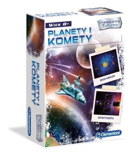 Clementoni Planety i komety 60053 (60053 CLEMENTONI)