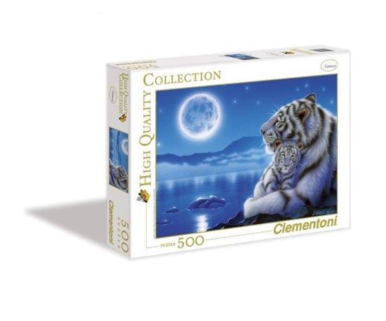Clementoni Puzzle 500el Lullaby 30279 (30279 CLEMENTONI)
