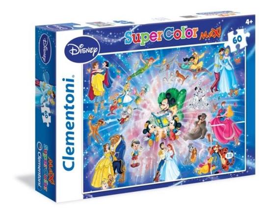 Clemantoni 60 Maxi  Disney Family (26407 CLEMENTONI)