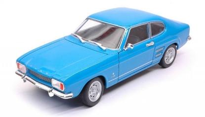1969 Ford Capri, niebieski (GXP-631947)