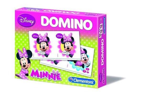 Clementoni Domino Minnie 13410 (13410 CLEMENTONI)
