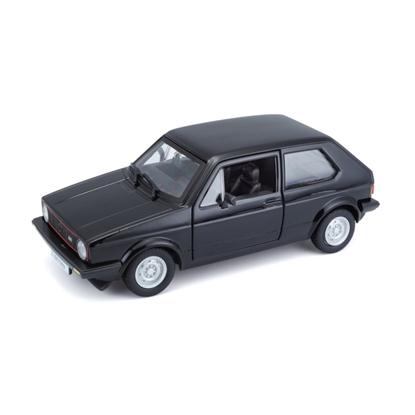 Bburago 1:24 Volkswagen GOLF MK1 GTI 1979 -czarny