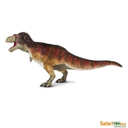 Safari Ltd 100031 Tyranozaur pierzasty  30xX13,5cm