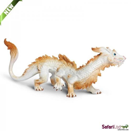 Safari Ltd 10122 Smok szczęścia  20,5x7,25x9,75cm