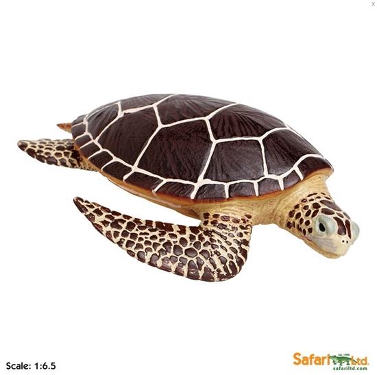 XL Safari Ltd 260429 Żółw morski  21 x 6,5cm
