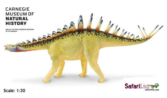 Safari Ltd 412601 Dinozaur Miragaia 1:30  23,5x9cm  Carnegie