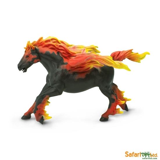 Safari Ltd 802729 Pyrois  12,5 x9 x8,25cm