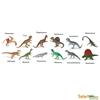 Safari Ltd 699004 Dinozaury 12 sztuk w tubie