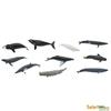Safari Ltd 100072 Wieloryby w tubie  od 3,25 do 9,5cm