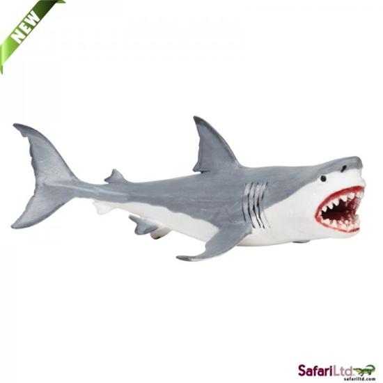 Safari Ltd 303329 Megalodon  18x10,75cm
