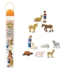 Safari Ltd 683704 pupile w Zoo  w tubie