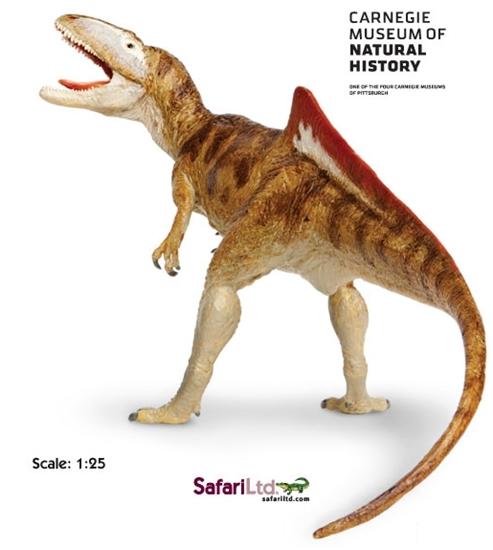 Safari Ltd 411201 Dinozaur Concavenator  1:25  17,5x9cm  Carnegie