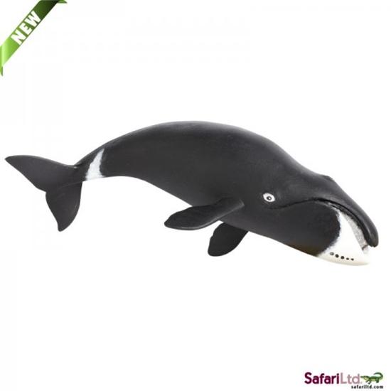 Safari Ltd 205529 Wieloryb grenlandzki  21 x7,25cm