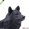 XL Safari Ltd 112989 Wilk czarny  13,5x7,5cm  skala 1:10