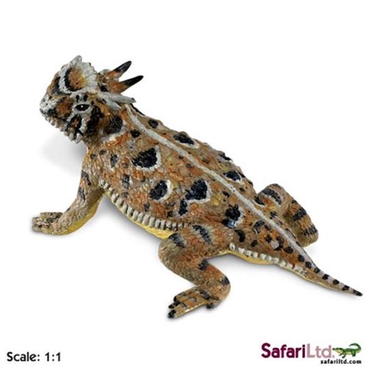 Safari Ltd 156605 Frynosoma szerokonosa - Jaszczurka 13,5x8,5c