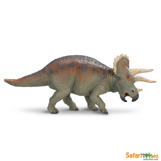 Safari Ltd 30005 Triceratops  26,3x7x10,4cm