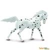 Safari Ltd 152905 koń Knabstrupper  18x9,5cm