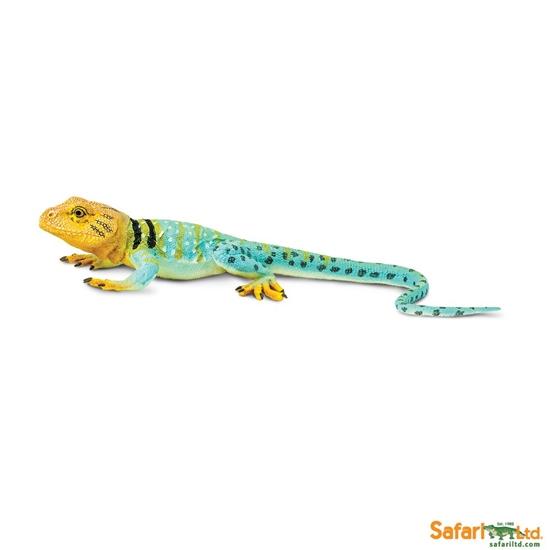 XL Safari Ltd 271029 Legwan obrożny  18,5x14cm