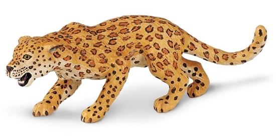 Safari Ltd 271529 Lampart  12,5 x5cm