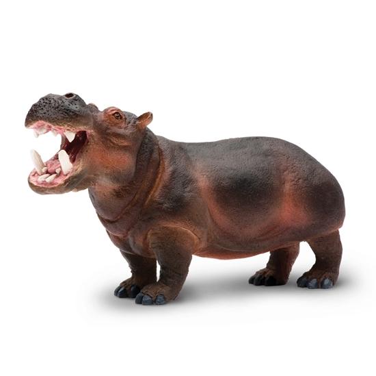 Safari Ltd 229029 Hipopotam nilowy  12,75x6,75cm