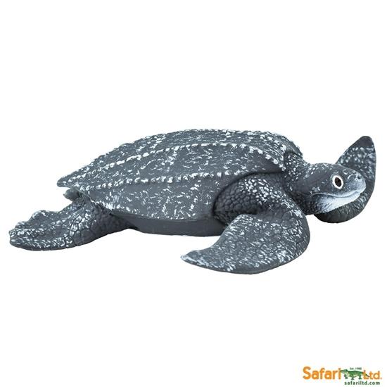 Safari Ltd 202429 Żółw skórzasty  10,75x13,25cm
