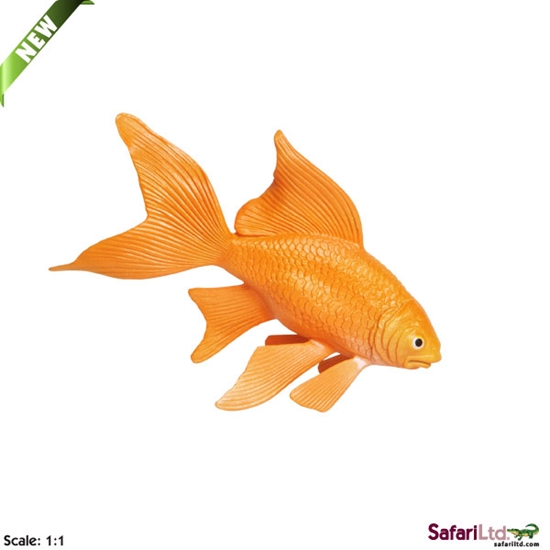 XL Safari Ltd 263629 Karaś złocisty  11,5x9cm