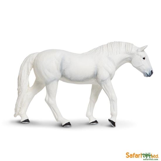 Safari Ltd 150405 Ogier rasy lipicańskiej 14x4,5x8cm