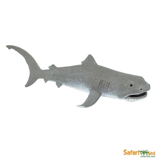 Safari Ltd 201029 Rekin wielkogębowy  17,25 x 7,5cm