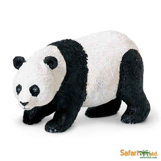 Safari Ltd 272329 Panda  12,5 x 6,5cm