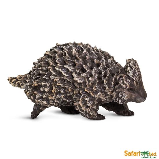 Safari Ltd 229329 Jeżozwierz  8,5x3,8x4,2cm