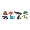 Safari Ltd 100115 zwierzęta lasu tropikalnego mini 8szt.