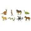Safari Ltd 100255 zierzęta pustynne mini 8szt. Fun Pack