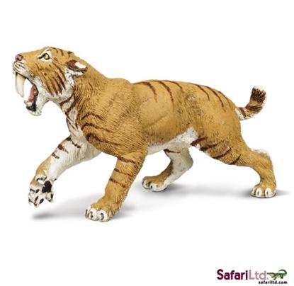 Safari Ltd  279729 Smilodon  10x7,5cm