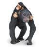 Safari Ltd 295929 Szympans z młodym  8,5 x7,5cm