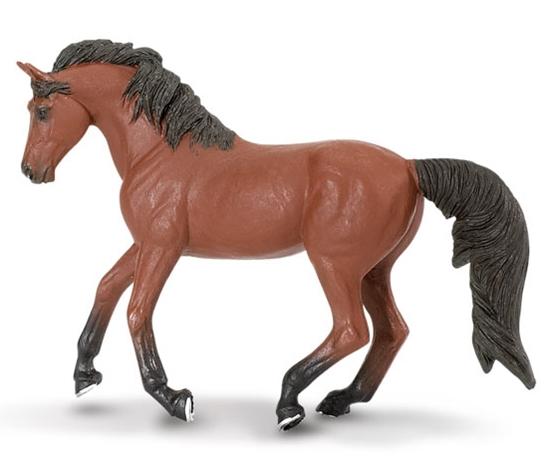 Safari Ltd 158605 Klacz rasy morgan  15x10cm