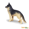 Safari Ltd 251729 Owczarek niemiecki w postawie  9x7,5cm